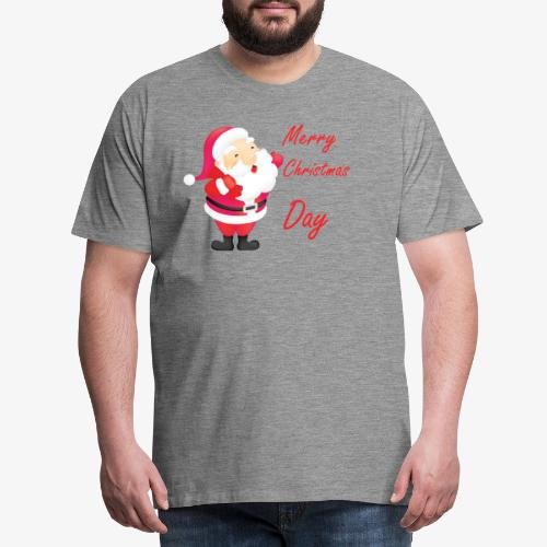 Merry Christmas Day Collections - T-shirt Premium Homme