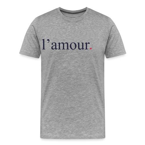 lamour - T-shirt Premium Homme