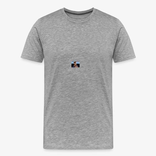 Football - Premium-T-shirt herr