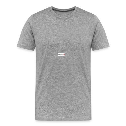 0532E7BD 3EBF 4F7C 8157 117EC8C3C68C - Men's Premium T-Shirt