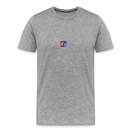 The flame - Men's Premium T-Shirt