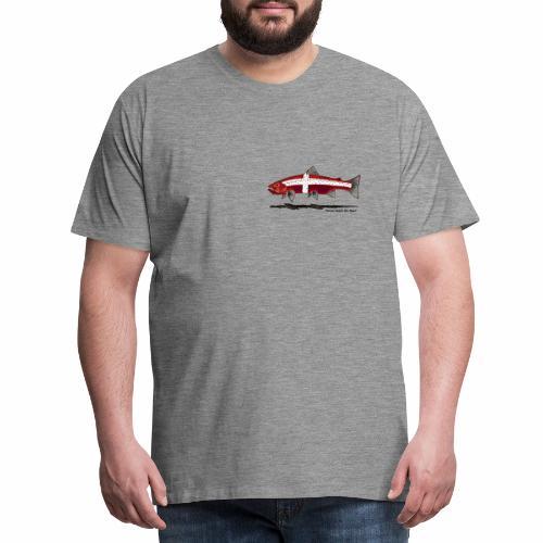 Danish Sea Trout I - Männer Premium T-Shirt