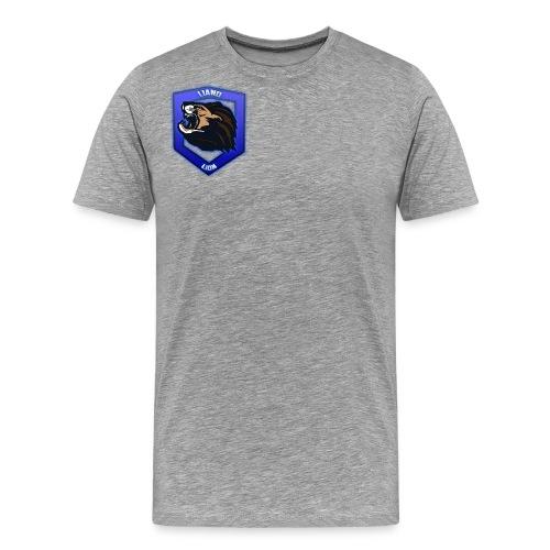Liano logo png - Men's Premium T-Shirt