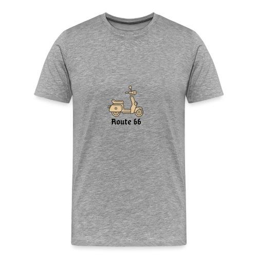 Scooter - Camiseta premium hombre