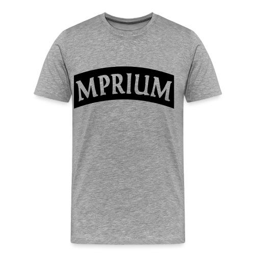 bogen mprium fertig - Männer Premium T-Shirt