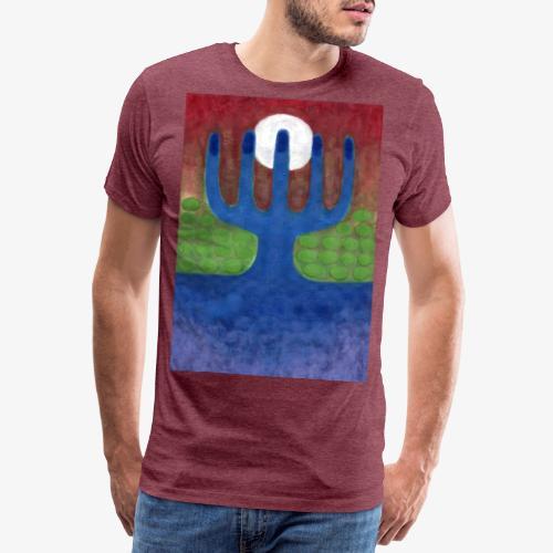 Oaza - Koszulka męska Premium