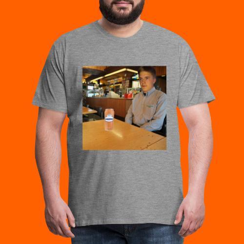 OrangeFullLari - Miesten premium t-paita