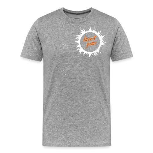 Insert Game Logo - 96 Style - Männer Premium T-Shirt