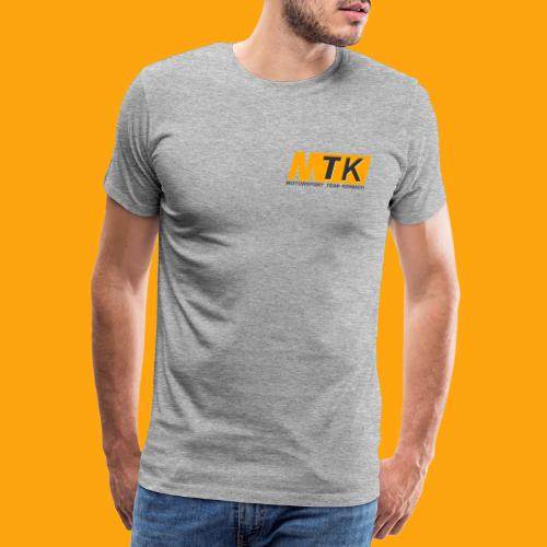 Classic Grey - Männer Premium T-Shirt