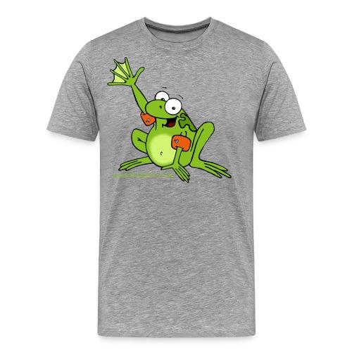 Platsch - Männer Premium T-Shirt
