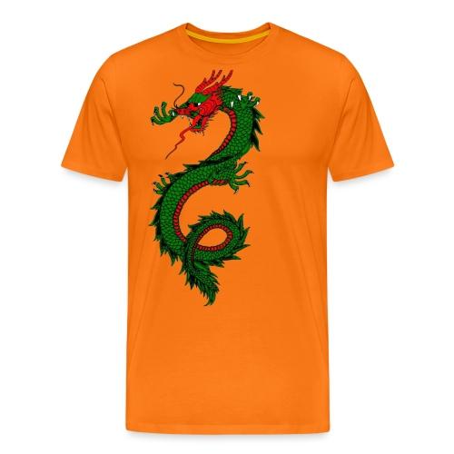dragon - Maglietta Premium da uomo