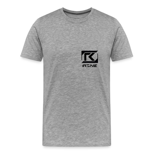 Logo Irone png - T-shirt Premium Homme