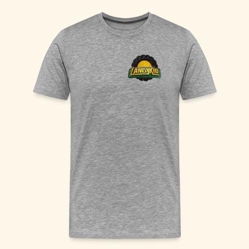 LandyKid Logo transparent - Men's Premium T-Shirt