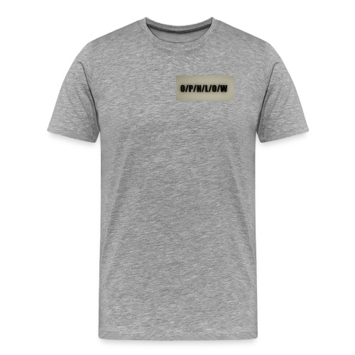 Ophlow Mens T-shirt - Men's Premium T-Shirt