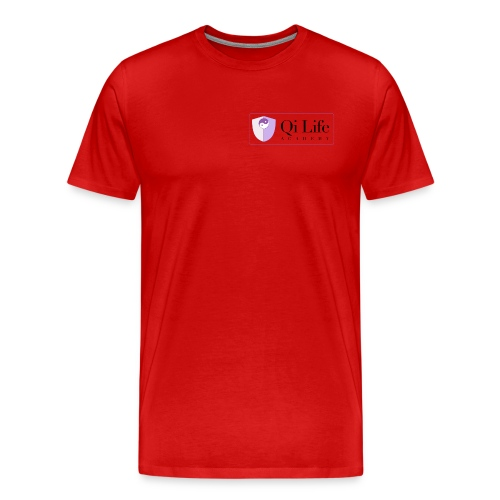 Qi Life Academy Promo Gear - Men's Premium T-Shirt
