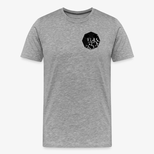 VLA GARAGE - Miesten premium t-paita