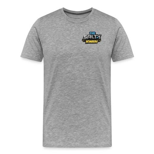 The Salty Bombers 3 - Premium T-skjorte for menn