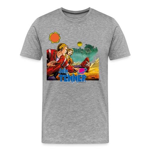 Jan Tenner Der lautlose Tod - Männer Premium T-Shirt