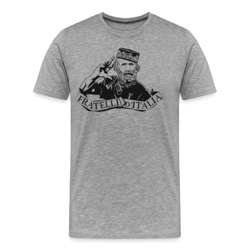 Fratelli-logo-black - Maglietta Premium da uomo