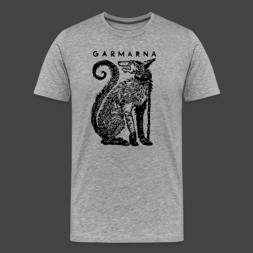 Garmhund - Premium-T-shirt herr