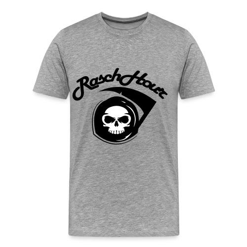 RaschHour-Logo - Männer Premium T-Shirt