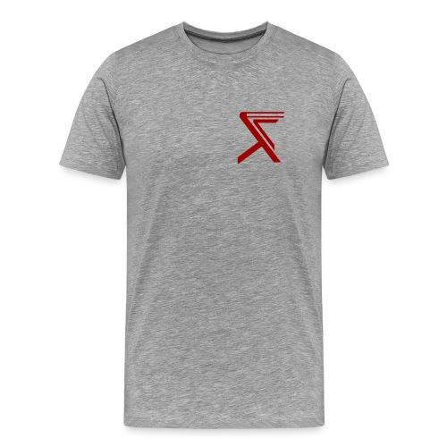 Large Black Order Logo - Men's Premium T-Shirt