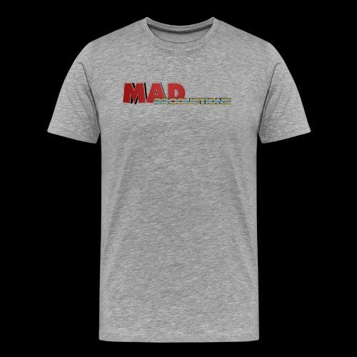 mad15schrift png - Männer Premium T-Shirt