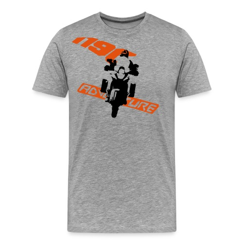 Adv1190 - Männer Premium T-Shirt