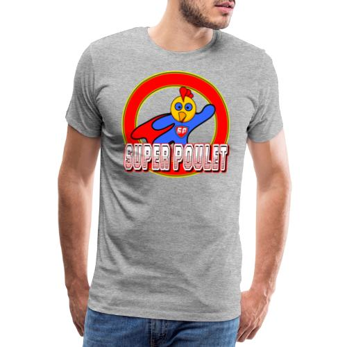 xts0399 - T-shirt Premium Homme
