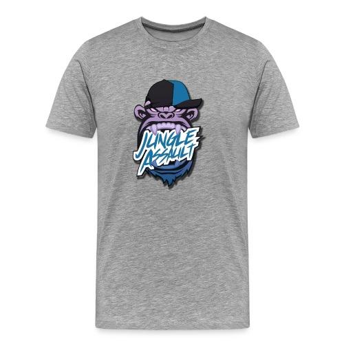 tete bleu png - T-shirt Premium Homme