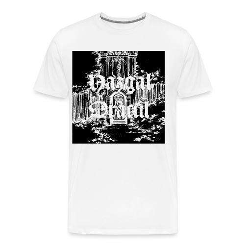 0000000profilbilde - Premium T-skjorte for menn