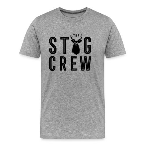 THE STAG CREW - Men's Premium T-Shirt