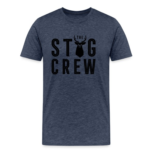 THE STAG CREW - Men's Premium T-Shirt