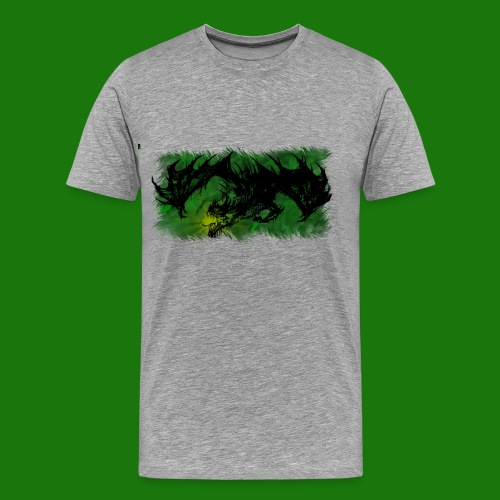 spreadgaming - Männer Premium T-Shirt