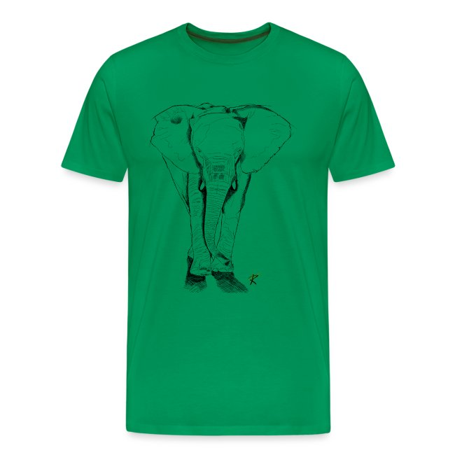 Elefante sketch