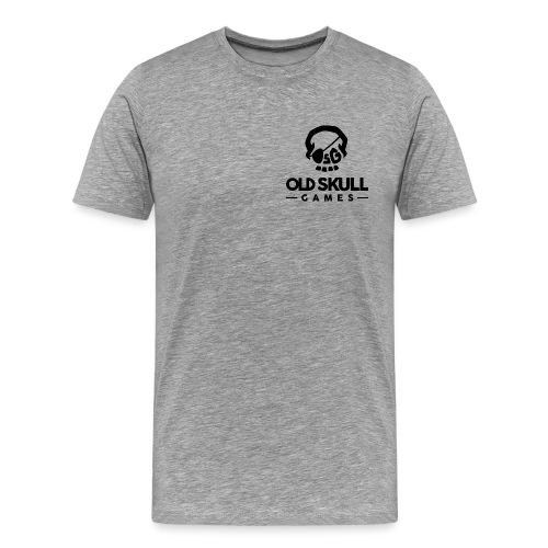 OSG Noir - T-shirt Premium Homme