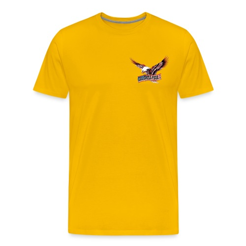 adler frei - Männer Premium T-Shirt