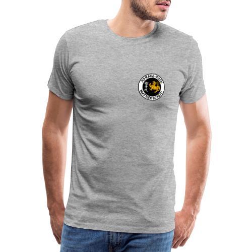 onkinawate logo ueberarbeitet - Männer Premium T-Shirt