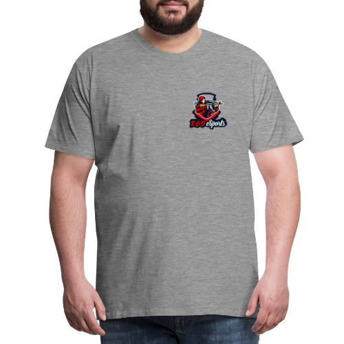 EGO eSports Official Logo - Premium-T-shirt herr