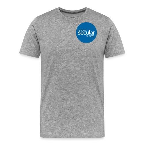 NSS logo - dark blue - Men's Premium T-Shirt