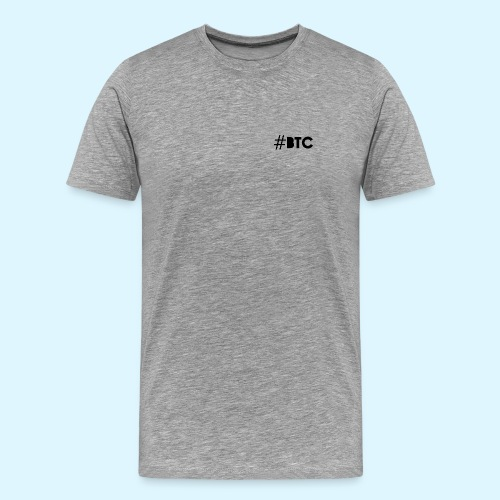 Hashtag BTC - Men's Premium T-Shirt