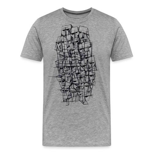Heads - Men's Premium T-Shirt