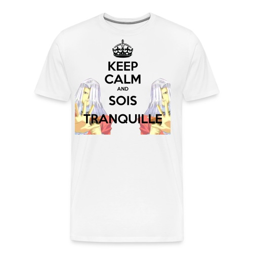 SOIS TRANQUILLE SD - T-shirt Premium Homme