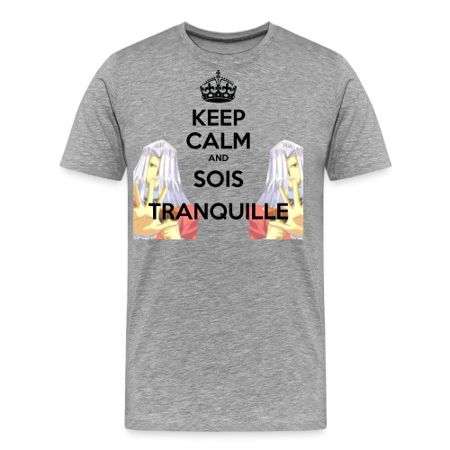 SOIS TRANQUILLE SD - T-shirt Premium Homme
