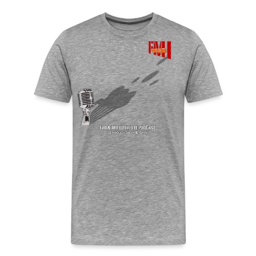 Microbeer png - T-shirt Premium Homme