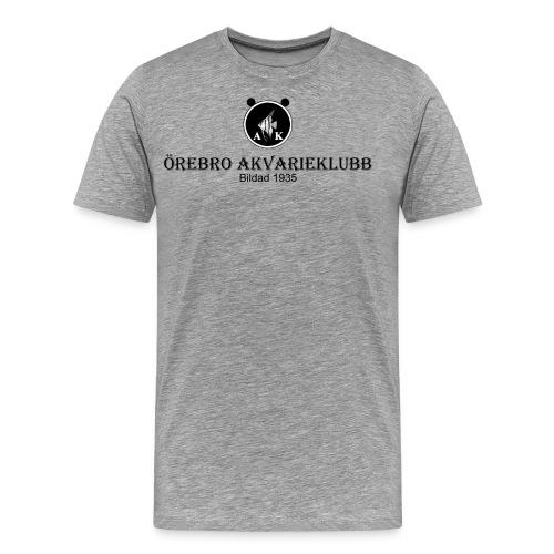 Nyloggatext1 - Premium-T-shirt herr