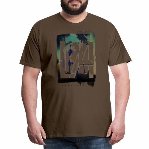 LA California - Men's Premium T-Shirt