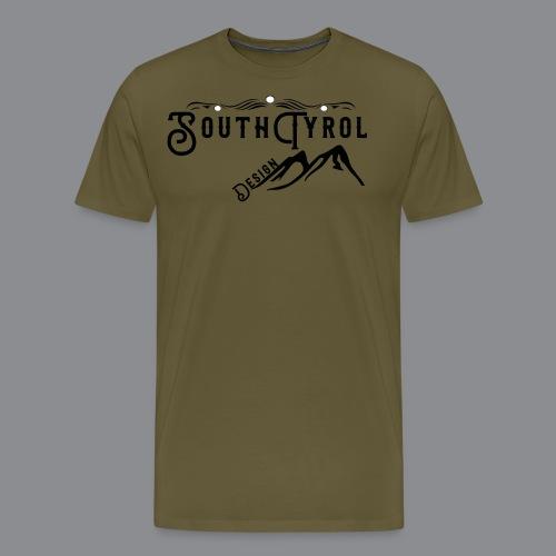 SouthTyrol Design - Männer Premium T-Shirt