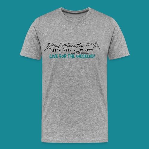 Road Trip Tee - Men's Premium T-Shirt