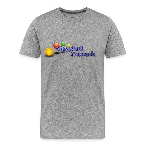 MBN Logo - Men's Premium T-Shirt